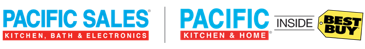 Pacific Sales Kitchen & Home INSIDE Best Buy